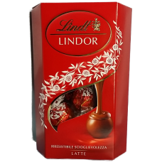 Lindt Chocolate Lindor Milk Chocolate