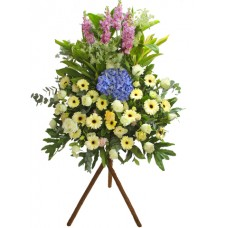 Sympathy Flowers arrangement 6